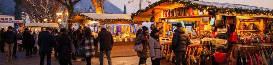 Christmas and New Year's Eve at Lake Garda